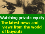 Watching private equity.